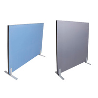 RAPIDLINE RAPID DIVIDER ACOUSTIC SCREEN BLUE, GREY, 1800MM, 1500MM