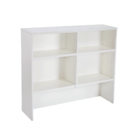 RAPIDLINE RAPID VIBE HUTCH WHITE OFFICE FURNITURE