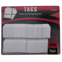 POINT OF SALE PAPER TAG UNSTRUNG (QTY. 1000)