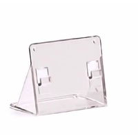 COUNTER STAND ACRYLIC ADAPTER BASE FREESTANDING CONVERSION CLIP
