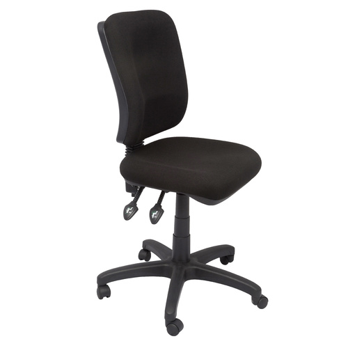 EG400 OPERATOR CHAIR LARGE AFRDI [Colour: Black]