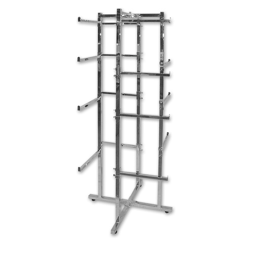 LINGERIE RACK CLOTHING DISPLAY STAND